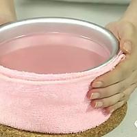 【微体】粉红记忆   清爽酸奶慕斯的做法图解19