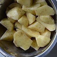 空气炸锅试用【炸薯角】#九阳烘焙剧场#的做法图解3