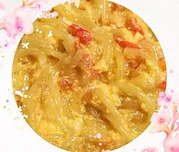 婴儿辅食西红柿鸡蛋面(建议8个月以上宝宝食用)的做法