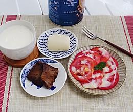 学龄前儿童15分钟健康早餐#雀巢营养早餐#的做法