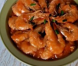 油闷大虾#中秋宴,名厨味#的做法