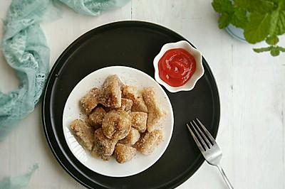 #甜粽VS咸粽,你是哪一党?#孜然粽子粒