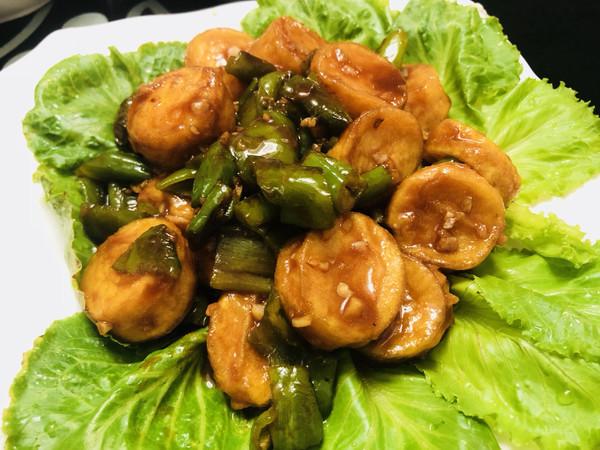 红烧日本豆腐(糖醋日本豆腐)的做法