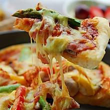 芦笋培根披萨