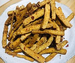 麻辣豆干的做法