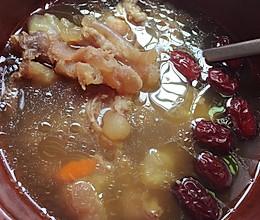 养身牛筋汤的做法