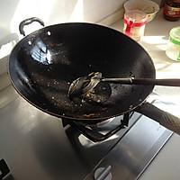 大喜大牛肉粉试用之蒜苗炒猪血的做法图解3