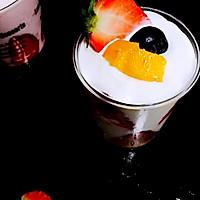 风情酸奶芒果慕斯杯的做法图解6