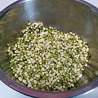 【绿豆糕】——夏季里祛暑的一道小零食的做法图解4