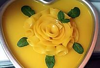 黄桃椰奶奶油奶酪慕斯的做法