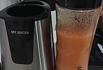 苹果胡萝卜汁的做法