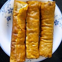 千子(熏干豆腐猪肉卷)