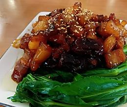 私房蜜枣红烧肉的做法