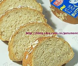 100%全麦面包的做法
