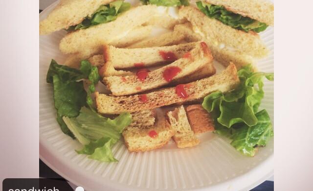 迷你三明治
