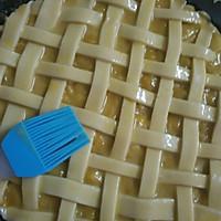芒果苹果派(九寸)的做法图解12