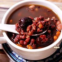 女性补气养血必喝的五红汤五红粥❗️月子汤❗️的做法图解4
