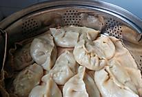 芹菜猪肉蒸饺的做法