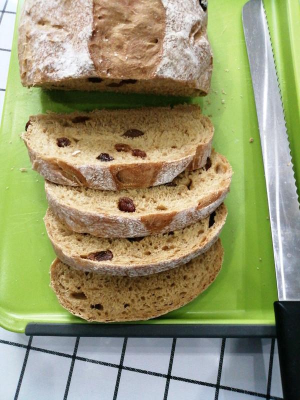 红糖欧式面包的做法