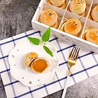 莲蓉蛋黄酥#硬核菜谱制作人#的做法图解23