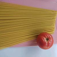 #精品菜谱挑战赛#番茄酱意大利面的做法图解6