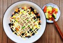 #美食视频挑战赛#金枪鱼拌饭的做法
