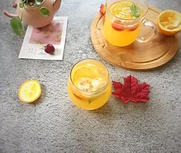 #夏日冰品不能少#冰镇橙汁柠檬饮的做法