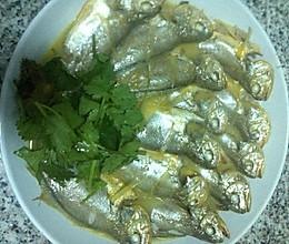 清炖小黄鱼的做法