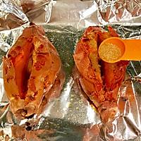 升级版桂香烤红薯的做法图解7