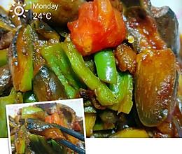西红柿炒茄子——美味不油腻(快手菜)的做法