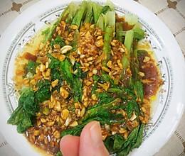 #中秋团圆食味#蚝油生菜的做法