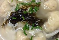 鲜虾瘦肉馄饨的做法