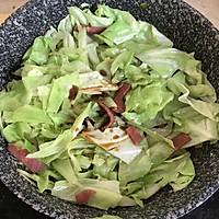 培根卷心菜的做法图解4