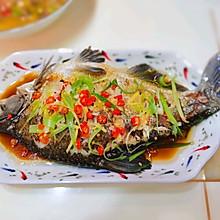 让你吃出文化味儿的清蒸武昌鱼