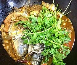 铁锅炖鱼的做法