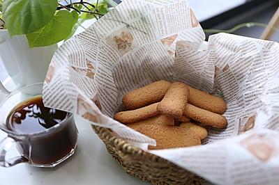 做提拉米苏必备的手指饼干