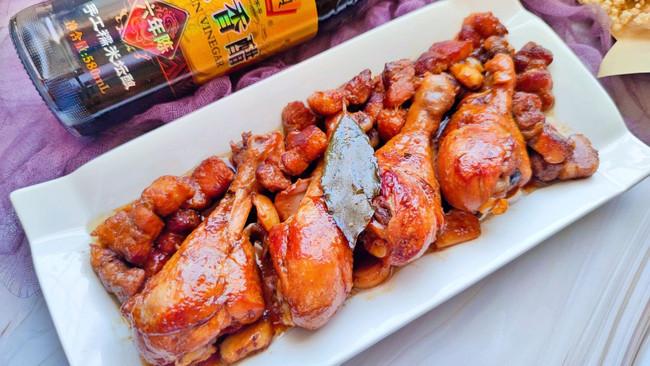 醋烹鸡的做法