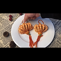 福气灯笼虾的做法图解8