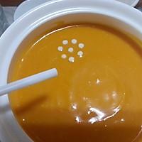最好吃的甜汤【奶油南瓜汤】的做法图解5