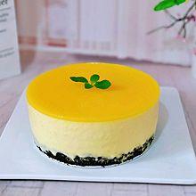 芒果慕斯蛋糕#炎夏消暑就吃「它」#