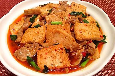 爸爸的味道——家常豆腐
