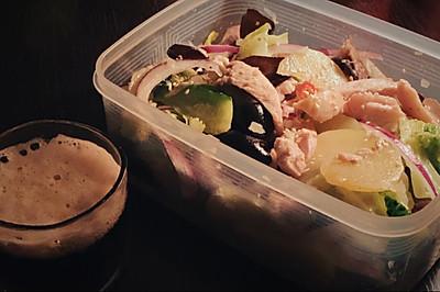 咸水鸡 零油腻零负担的宵夜小吃下酒菜