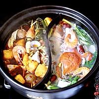 麻辣海鲜鸳鸯锅