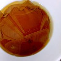 天津早餐之一香香的面茶的做法图解2