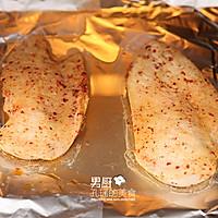 辣味鸡胸条的做法图解6