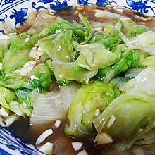 快手·蚝油西生菜