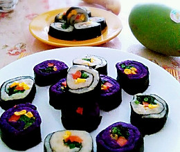 土豆寿司(减肥食谱)的做法