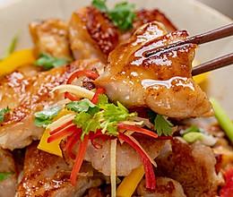 沙茶焗鸡 | 省心下饭的做法