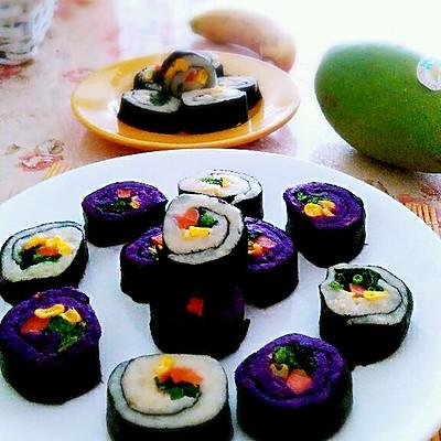 土豆寿司(减肥食谱)