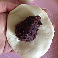 奶香豆沙包的做法图解9